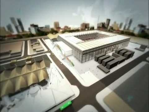 Nova Arena da Baixada | Copa do Mundo 2014