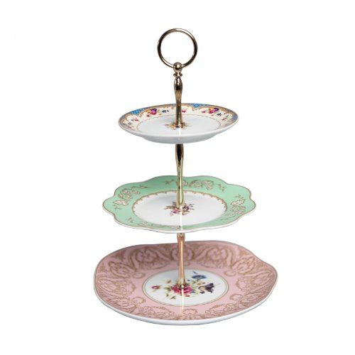 3 Tier Regency Cake Stand dotcomgiftshop http://www.amazon.co.uk/dp/B003AWI8JK/ref=cm_sw_r_pi_dp_BhWjub1NW148H