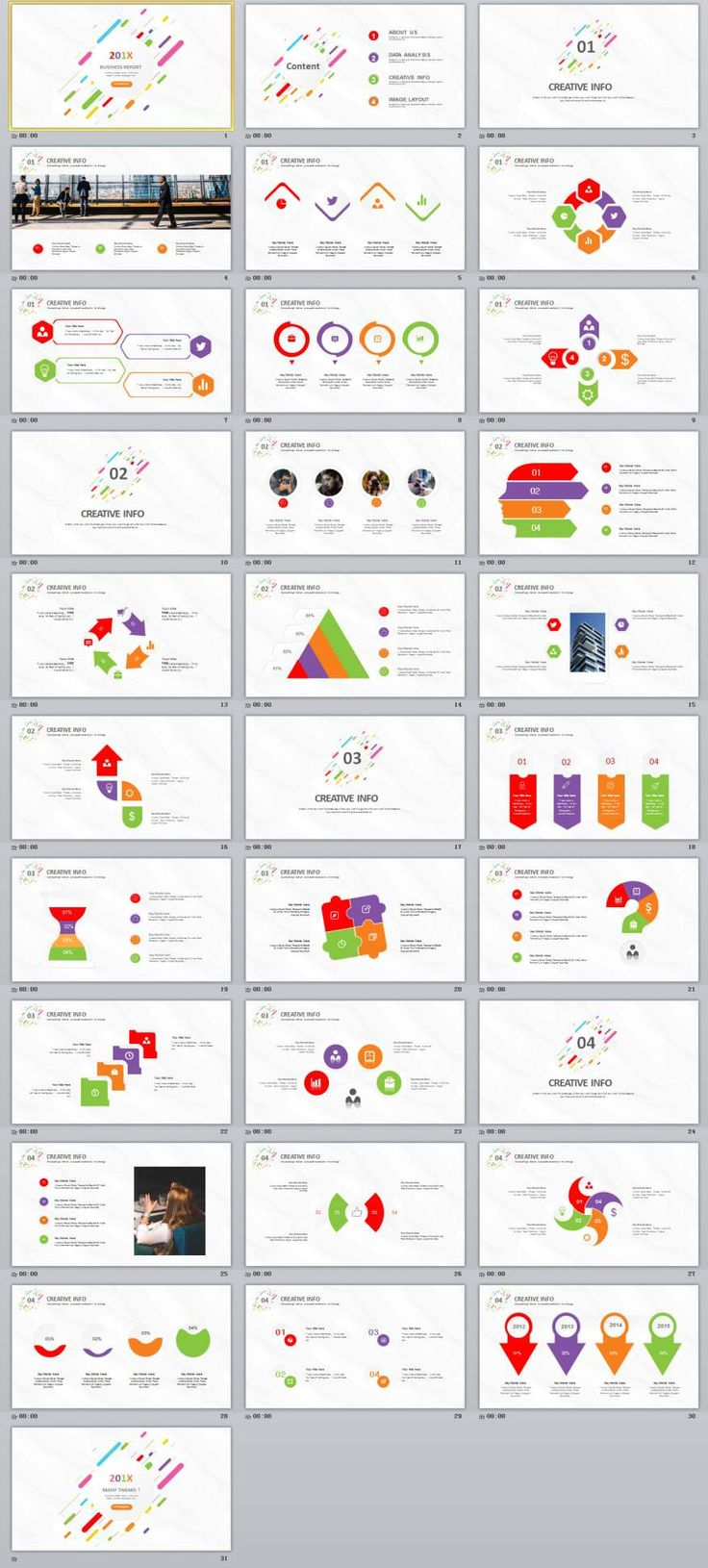 The 25 best powerpoint background design ideas on pinterest ppt 31 creative infographics business powerpoint template powerpoint templates presentation animation toneelgroepblik Gallery
