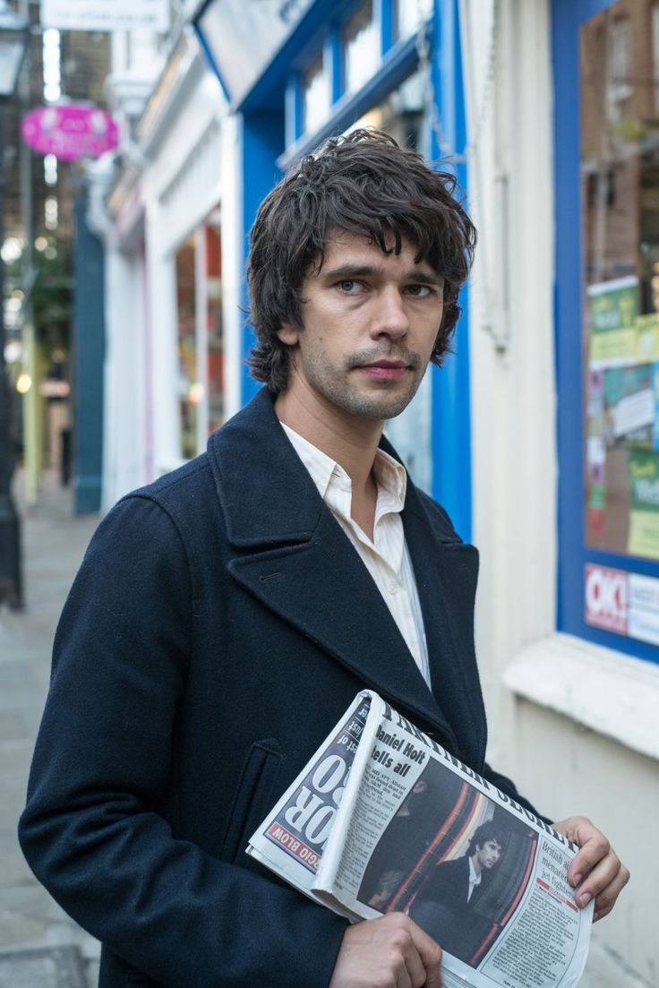 some-trace-of-her: Ben Whishaw, London Spy, Episode 2