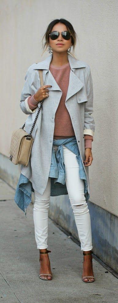From Kendall Jenner to Miranda Kerr, The Coat Every Fashion Girl Owns alles für Ihren Stil - www.thegentlemanclub.de