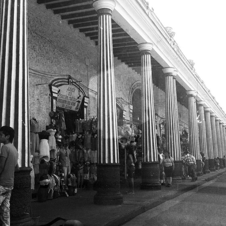 Plaza de mercado  Honda Tolima Colombia