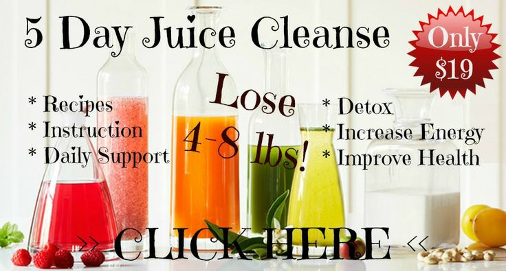 25 Best Ideas About 5 Day Juice Cleanse On Pinterest