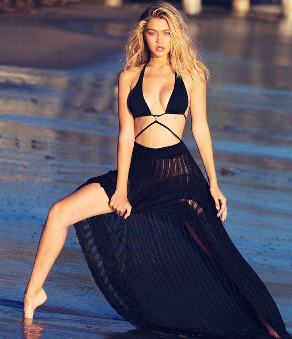 Gigi Hadid - Les filles de la fashion week