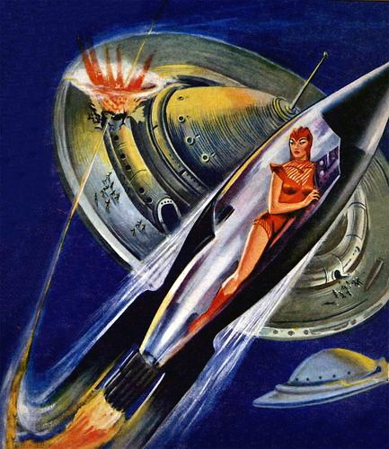 58 Best Retro Scifi Images On Pinterest: 210 Best Images About Retro-Future On Pinterest