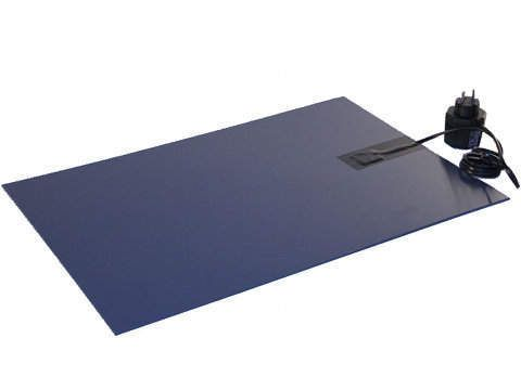 Wärmeplatte PVC, 12V-Trafo