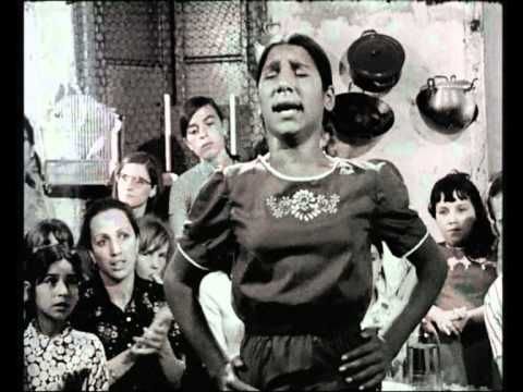 - Niños Cantaores -  After the 2 minute introduction, some seriously amazing movement and sound from children de Espana. I believe from the early 1970's.