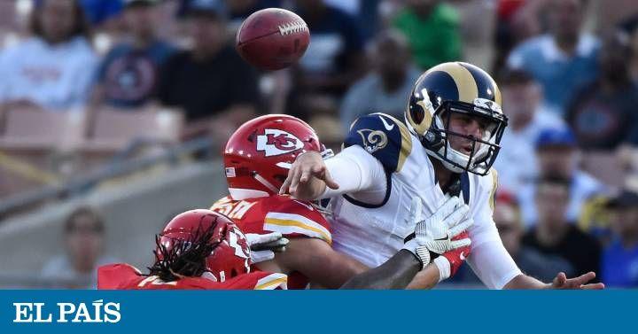 NFL México: Los Rams y los Chiefs jugarán este 2018 en el estadio Azteca | Deportes | EL PAÍS https://elpais.com/deportes/2018/01/31/actualidad/1517426152_167067.html#?ref=rss&format=simple&link=link