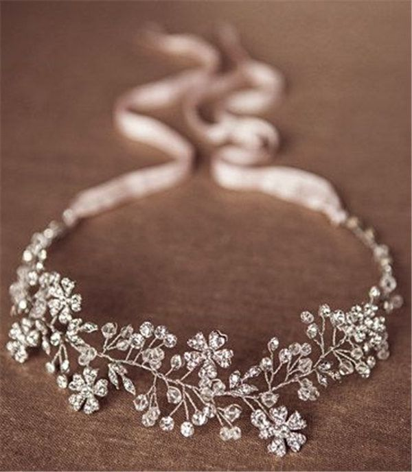 Hair Comes the Bride – 20 Bridal Hair Accessories Get Style Advice for Any Budget