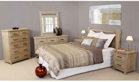 Ballarat 4 Piece Bedroom Suite