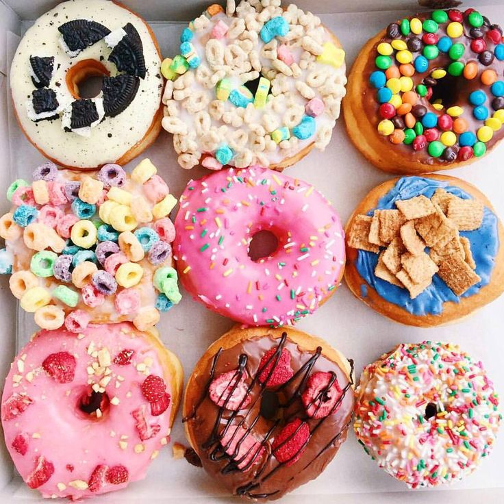 ***California Donuts #21*** (@californiadonuts) • Instagram photos and videos