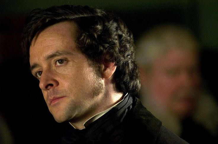 Literature's Most Desirable Heroes #3: Allan Woodcourt from Bleak House by Charles Dickens (Richard Harrington)
