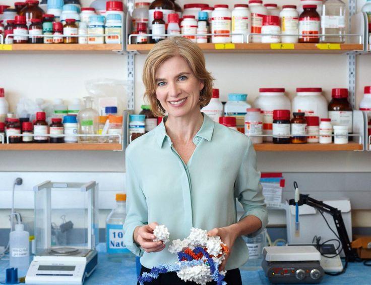 Jennifer Doudna et sa réinvention de la recherche génétique
