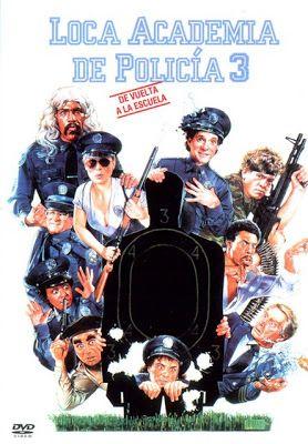Loca academia de policía 3 - online 1986