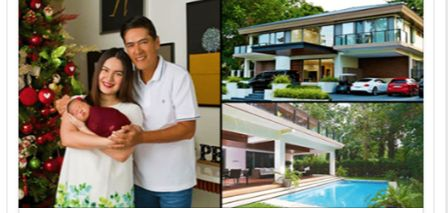 Vic Sotto and Pauleen Lunas stunning two-storey glass house in LagunaTrending