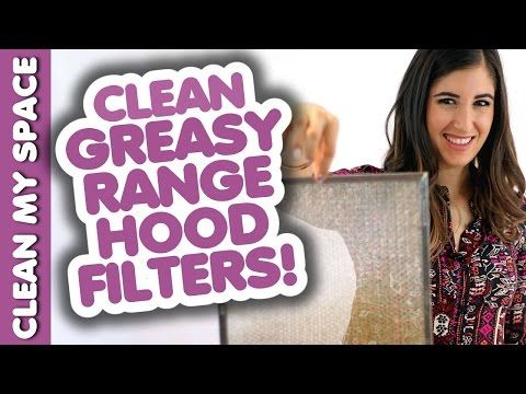 How to Clean Oven Racks! Kitchen Cleaning Ideas (Clean My Space) - YouTube