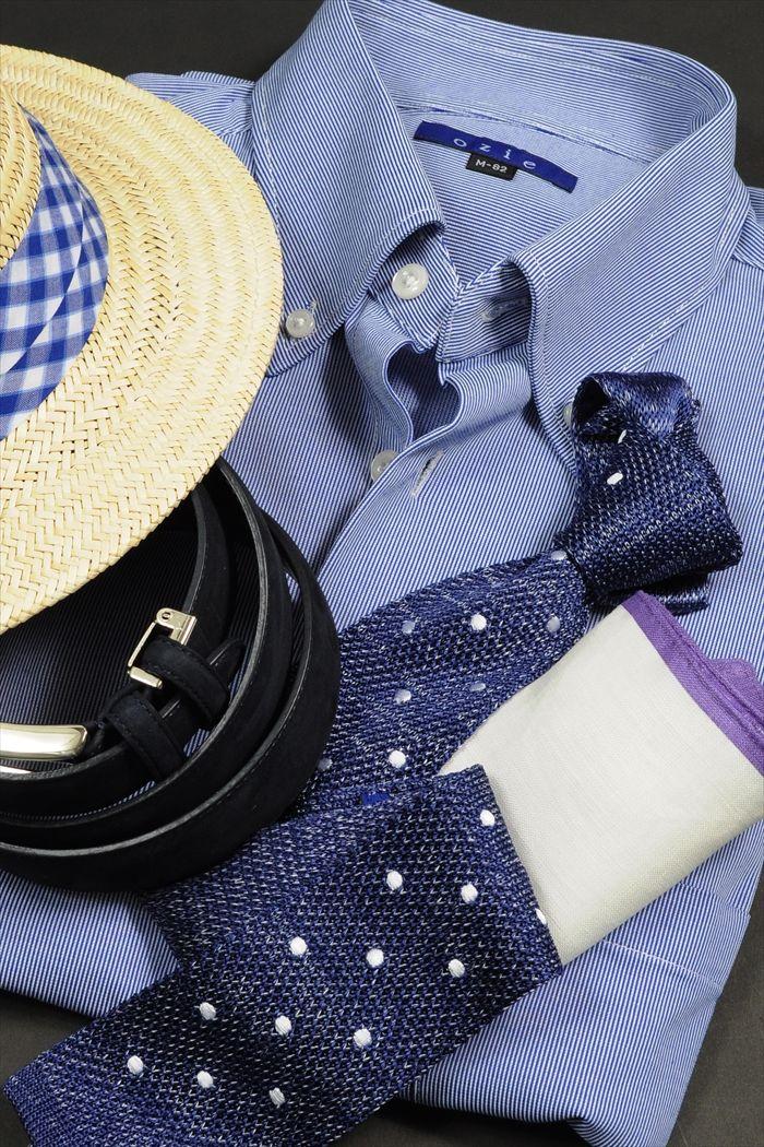 ノンストレスで動きやすいビズポロ・ニットシャツ #mens #shirtstyle #mens coordinate #mens fashion #dress shirt  #メンズファッション #メンズコーディネート #ワイシャツ  #カジュアルシャツ #Tie #necktie #ネクタイ #タイドアップ #ノータイ #coolbiz