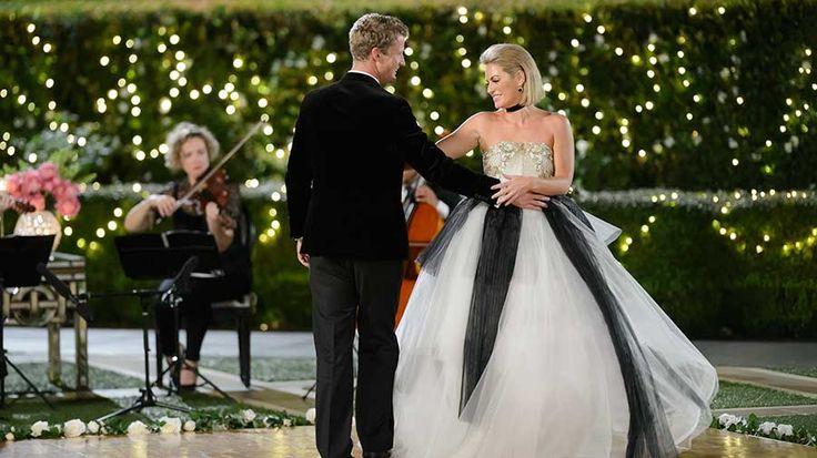 Kiera wears Philippa Galasso on The Bachelor Australia