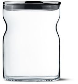 Georg Jensen Alfredo Glass Container