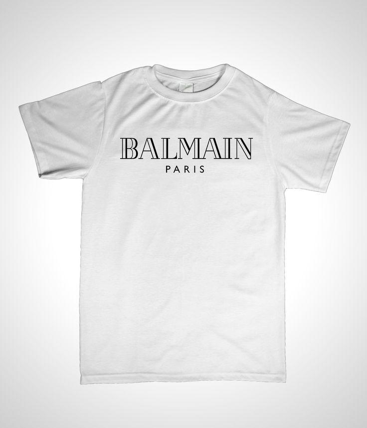 Balmain Paris shirt - Unisex Short Sleeve T-Shirt