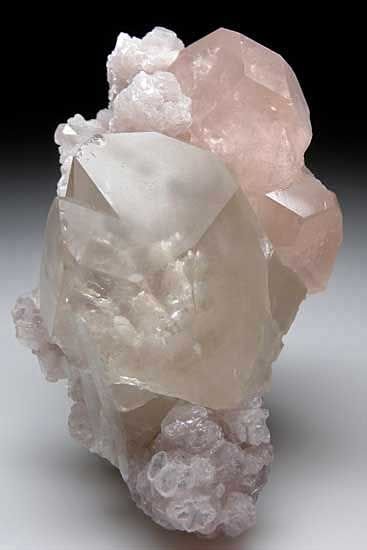 how to clean cloudy morganite