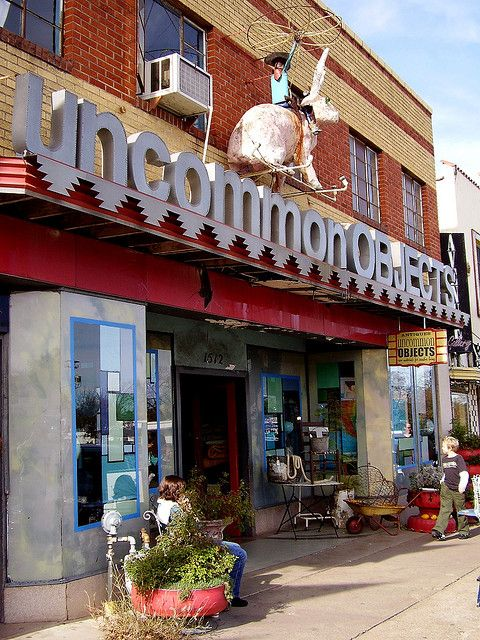 Uncommon Objects on South Congress, Austin TX. One of my favorite stores! Stephanie Garcia Keller Williams Realty 512-663-9254