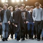 Throwback to London Collections Men