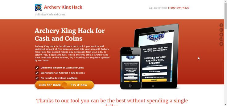 Archery King Hack for Cash and Coins visit us: http://archerykinghacker.online/