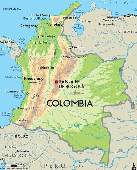 Internships Colombia - Medellin, Colombia
