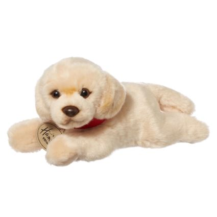 Hamleys Hamleys Small Golden Labrador Soft Toy