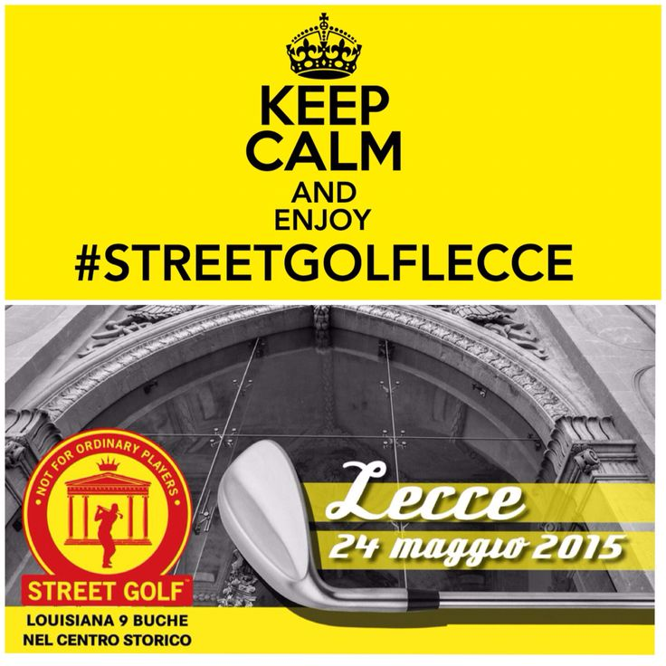 Camera in b&b, hotel 4 stelle a Lecce, pasto convenzionato 3 portate... Scegli il pacchetto Street Golf dedicato a te! Clicca per scoprire le atre proposte!  http://www.pwad.it/street-golf-a-lecce/   #streetgolflecce #streetgolf #holiday #weekend #Salento #golf #matchplay #tee #instagolf #sport #urbangolf #travel #tourism #tour #pugliastyle #puglia #salentostyle #golfstyle