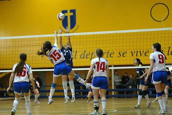 Voleibol en la UCM