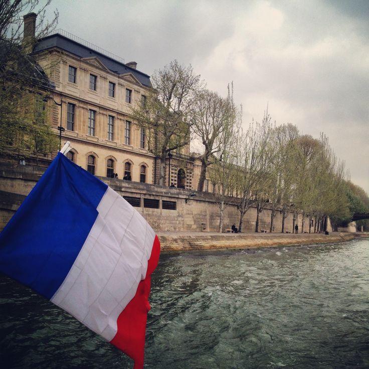 Paris avril 2014 / la Seine