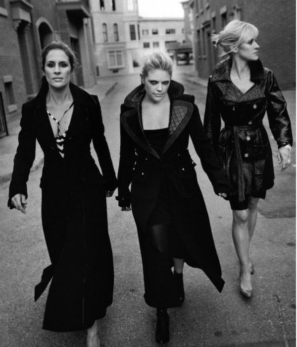 Dixie Chicks at Rogers Arena in Vancouver
