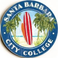 Santa Barbara City College Custom Sign