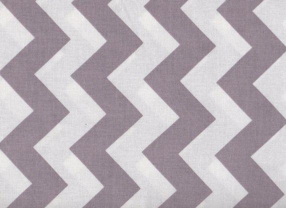 Chevron, Medium Chevron Fabric, Grey and White Fabric, Riley Blake Designs, Chevron Fabric, Grey fabric, 01774