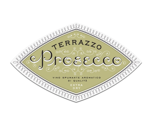 Another font inspired brand design by Jessica HischeInspiration Brand, Fonts Inspiration, Pretty Prosecco, Brand Design, Jessica Hische, Fonts Focus, Focus Design