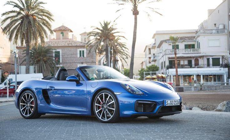 awesome Porsche Boxster GTS
