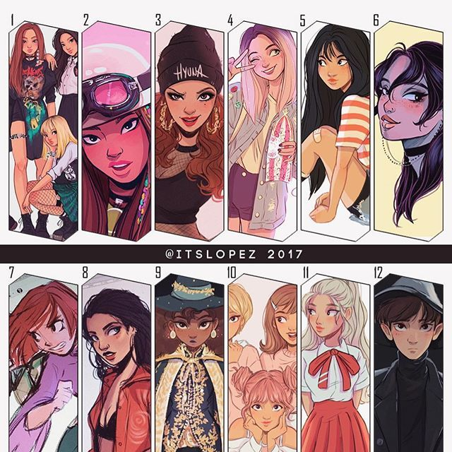 ART SUMMARY OF 2017 all my ladieeeeeeees (and chanyeol lol) I feel like I've improved a bit around the end of the year and I've been trying to get out of my confort zone little by little, I'm so happy I get to share all of my art with you guys, all the feedback and comments you guys leave mean a lot to me and I truly mean it! Even though I can't reply to all of them I sure do read them all, so thank you so so much for motivating me to become a better artist and thank u all for being t...