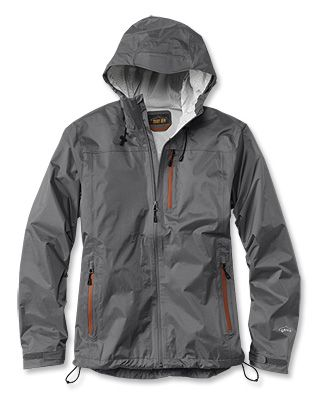 Light Mens Rain Jacket - Coat Nj