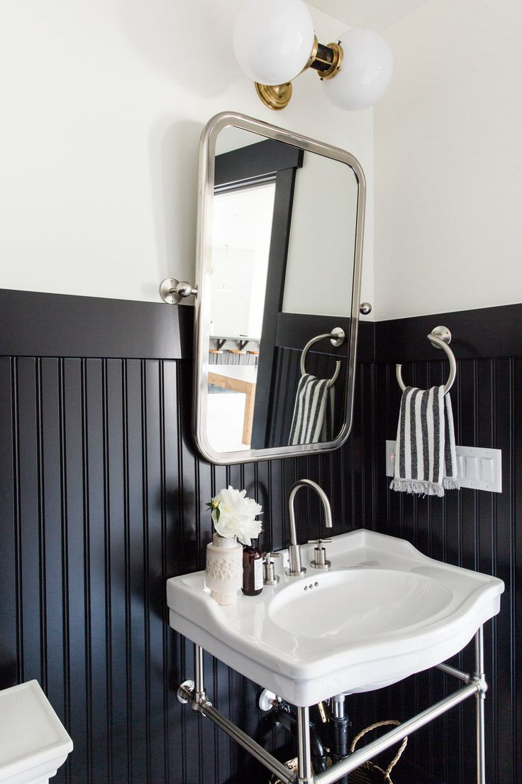 white wainscoting bathroom best 25 black wainscoting ideas on black 15165