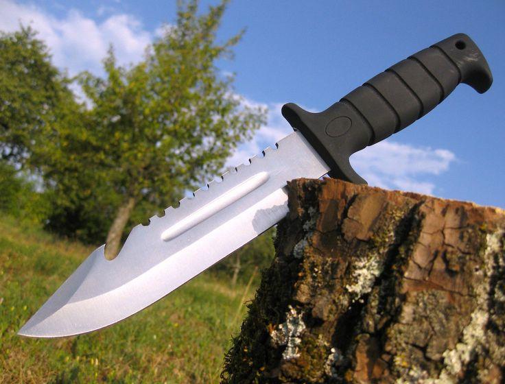 Jagdmesser Machete Huntingknife Coltello Couteau Cuchillo Coltelli Da Caccia 022 http://www.ebay.de/itm/Jagdmesser-Machete-Huntingknife-Coltello-Couteau-Cuchillo-Coltelli-Da-Caccia-022-/191609998774?ssPageName=STRK:MESE:IT