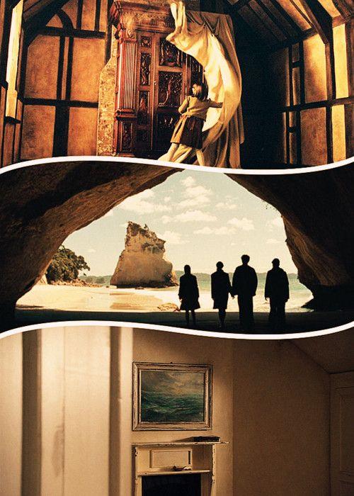 Narnia entrances