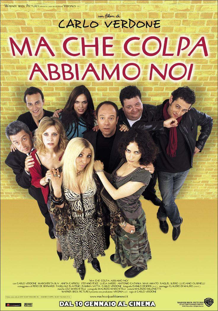 Ma che colpa abbiamo noi - di Carlo Verdone - 2003