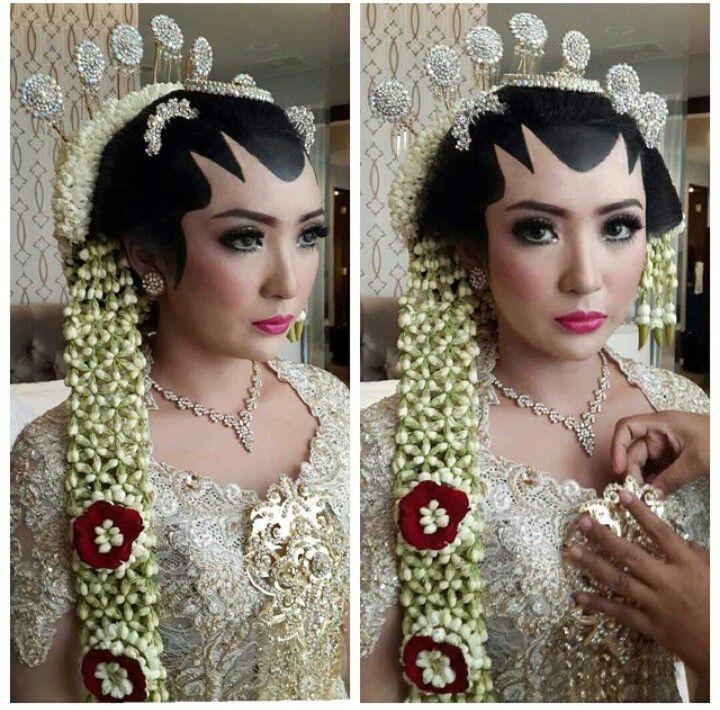 Tradicional Javanese wedding