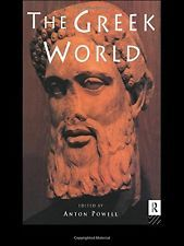 NEW The Greek World (Routledge Worlds)