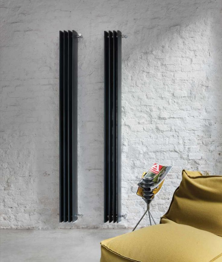 OTHELLO ZENITH design ridea Innovation and flexibility of installation are some of the main features of this mono column extruded aluminum radiator, able to guarantee a considerable thermal output. Its plumb-line design becomes precious with refined plating and elegant paintings. Its connections, lateral or axial, upper or lower, allow it to be easily installed on the existing systems. #home #radiator #design #aluminum #interiordesign