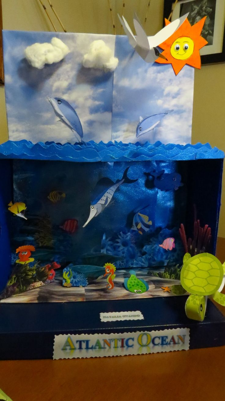 Diorama del Oceano