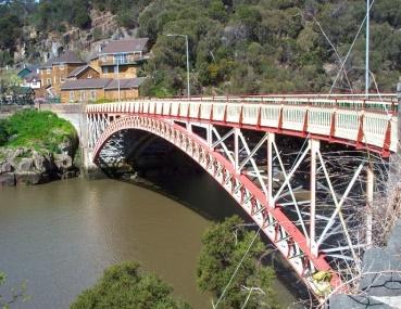 Kings Bridge - Launceston