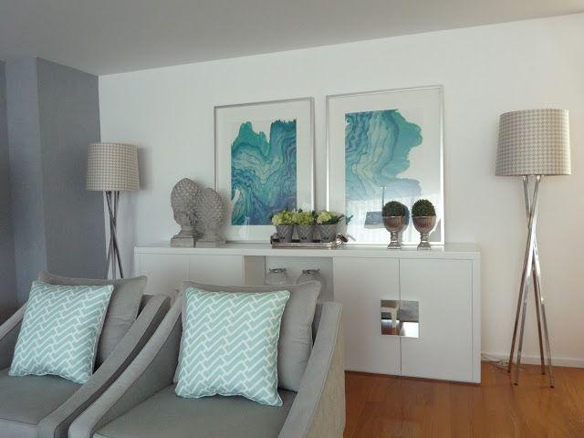 Blanco Interiores Decor InspirationsLiving Rooms Pinterest